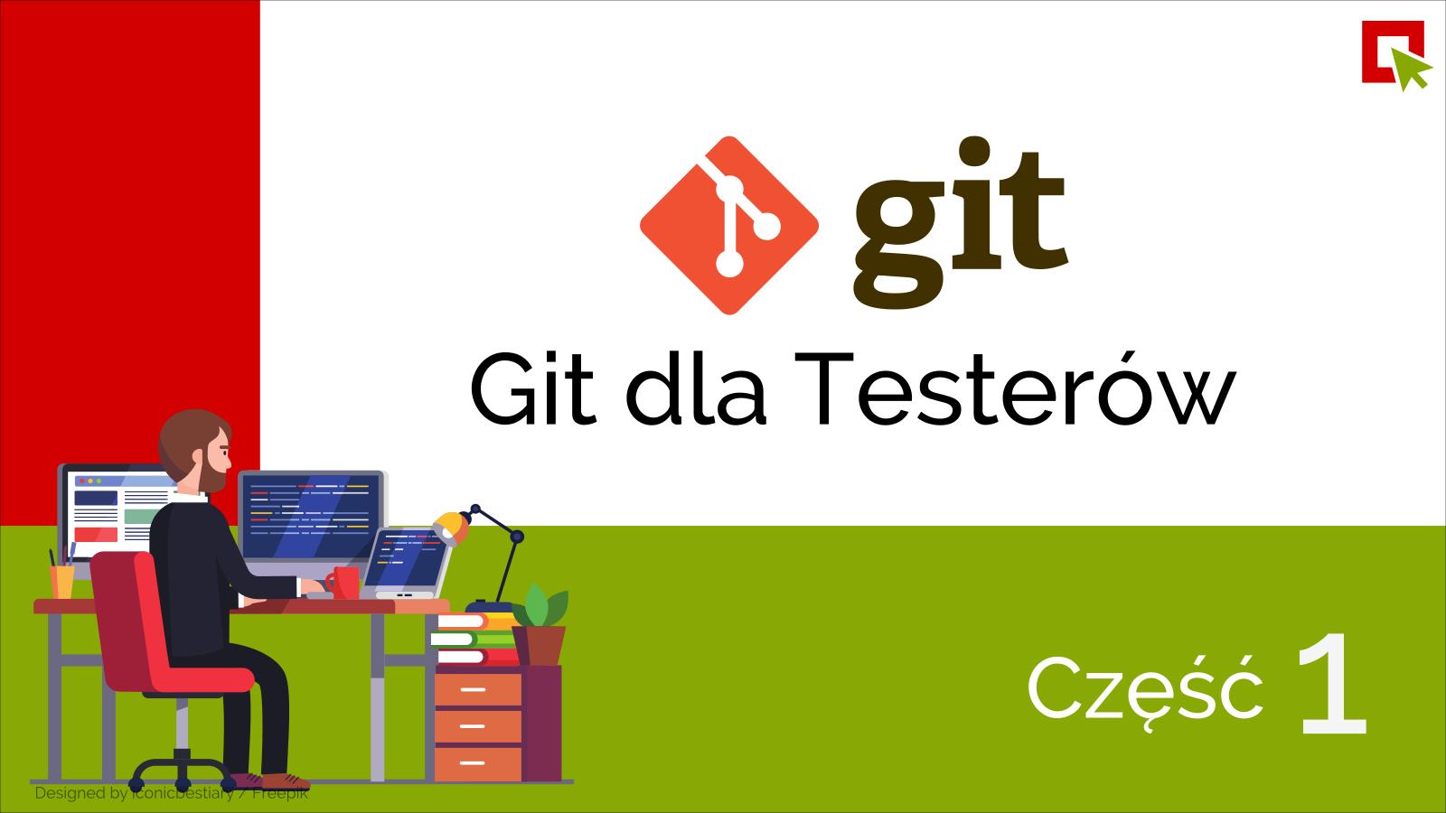 Git dla Testerów