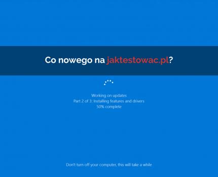 Nowości na jaktestowac.pl #1 – w49/50 (02.12-15.12.2018)