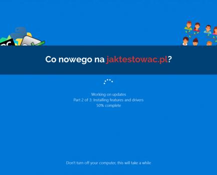 Nowości na jaktestowac.pl #12 – w19/20 (05.05.2019-18.05.2019)