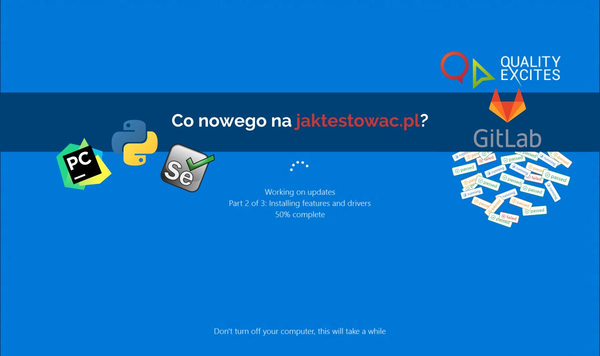 Nowości na jaktestowac.pl #13 – w21/22 (19.05.2019-01.06.2019)