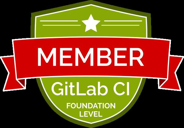 Kursant Podstawy Ciągłej Integracji w Chmurze na przykładzie GitLab CI i Testów Automatycznych