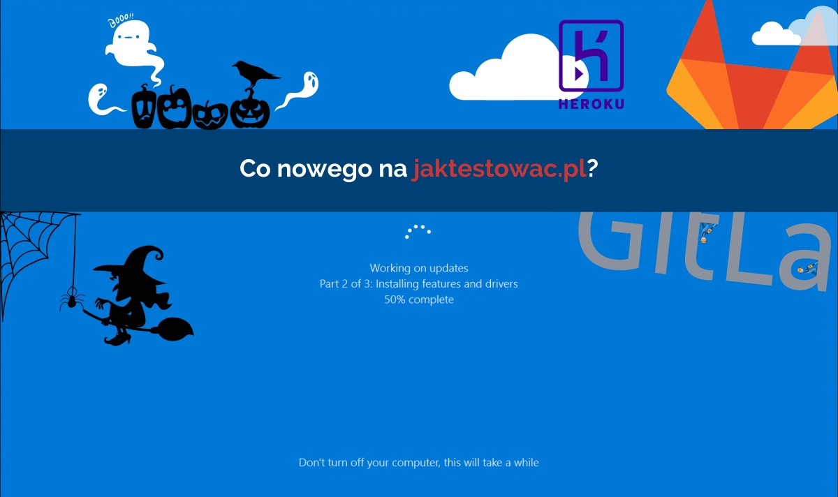Nowości na jaktestowac.pl #24 – w43/44 (20.10.2019-02.11.2019)