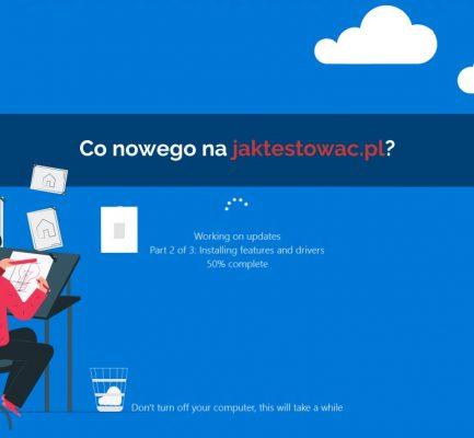 Nowości na jaktestowac.pl #55 – w53/01 (29.12.2020-11.01.2021)