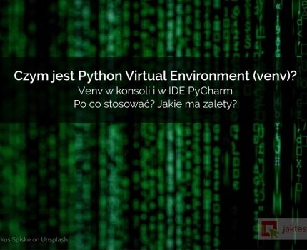 Czym jest Python Virtual Environment (venv)?