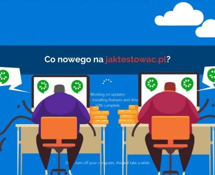 Nowości na jaktestowac.pl #41 – w25/26 (16.06.2020-29.06.2020)