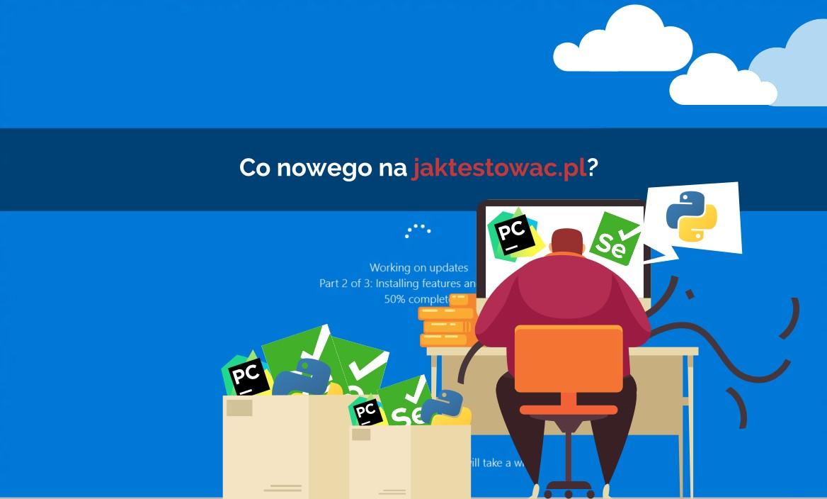 Nowości na jaktestowac.pl #43 – w29/30 (14.07.2020-27.07.2020)