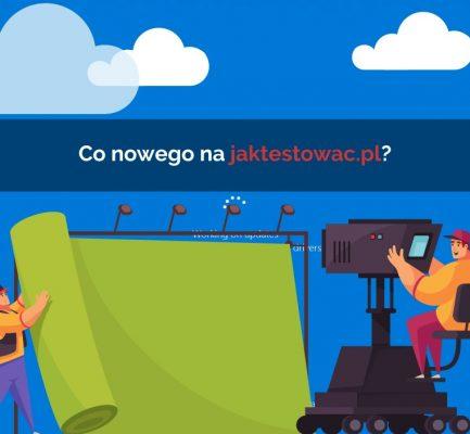 Nowości na jaktestowac.pl #48 – w39/40 (22.09.2020-05.10.2020)