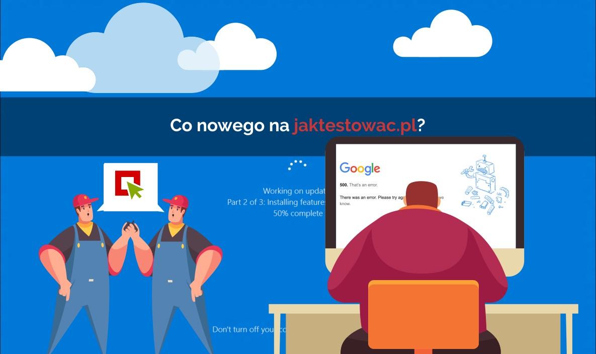 Nowości na jaktestowac.pl #53 – w49/50 (01.12.2020-14.12.2020)