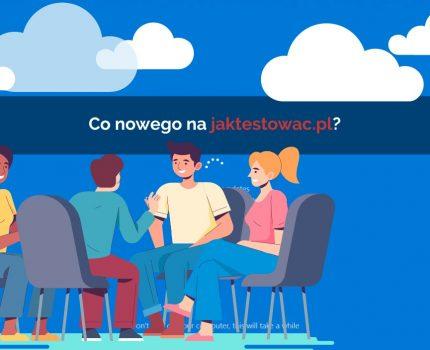 Nowości na jaktestowac.pl #56 – w02/03 (12.01.2021-25.01.2021)