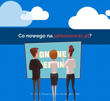 Nowości na jaktestowac.pl #60 – w10/11 (09.03.2021-22.03.2021)